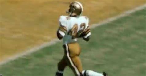 WATCH: Saints' first ever play was a TD vs