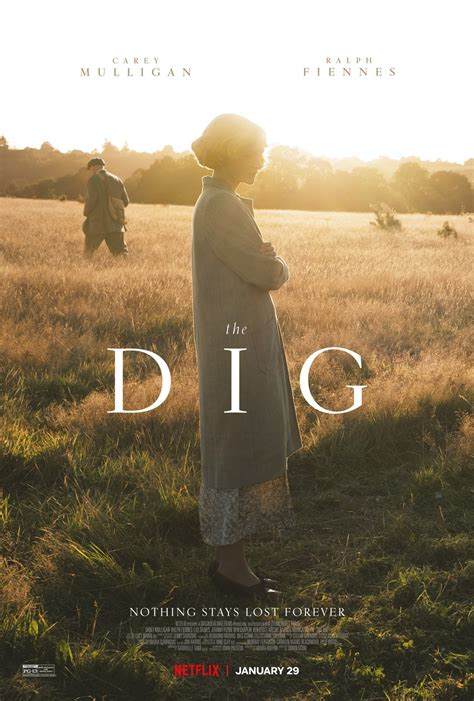 Netflix's New, 'The Dig' Plans January 2021 Release