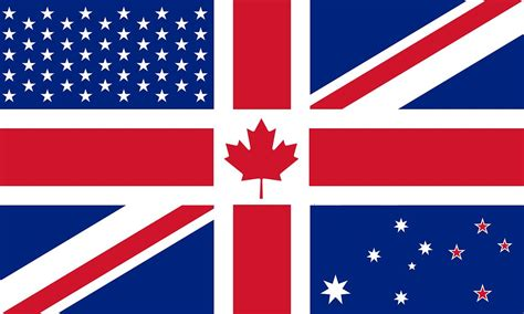 Anglosphere Flag   Anglosphere Flag is the combination of