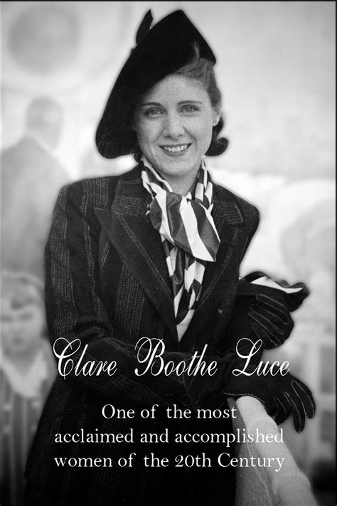 Clare Boothe Luce by Clare Boothe Luce Policy Institute