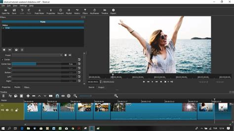 How to create a photo and video slideshow with Shotcut