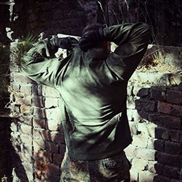 """Outdoor Tactical Soft Shell Jacke """"Breathable Shell"""