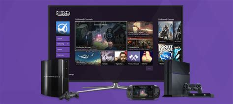 PS4 Twitch App has Launched, Bringing Enhanced Live