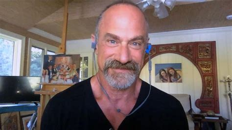 Christopher Meloni talks about his role on 'Maxxx' Video