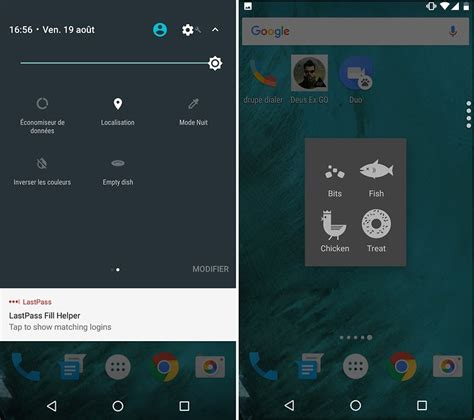 Android Easter eggs: the best software surprises over the