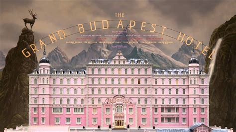 The Grand Budapest Hotel Soundtrack OST - 01 S'Rothe