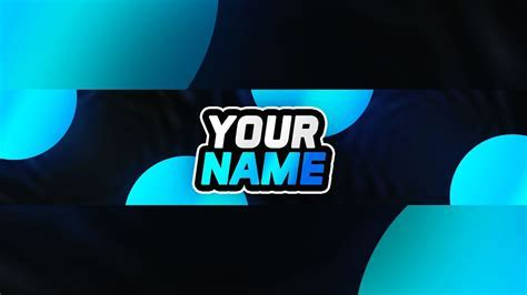 Channel art template, download millions of yt channel