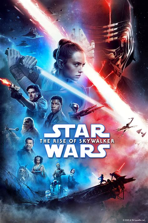 Star Wars: The Rise of Skywalker now available On Demand!