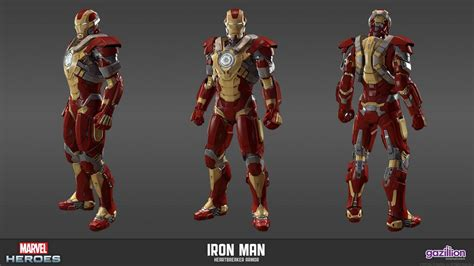 Grab An Iron Man Heartbreaker Suit, Free   MMO Fallout