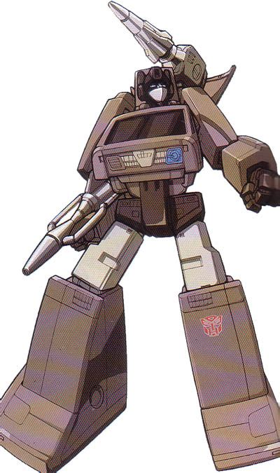 Camshaft (G1)   Teletraan I: The Transformers Wiki
