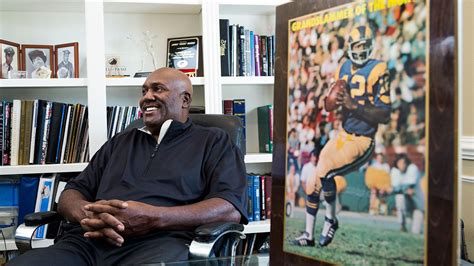 In 1974, James Harris became first black QB to start a