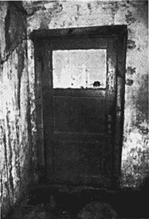 Gas Chamber Doors — A Comparison in Photos