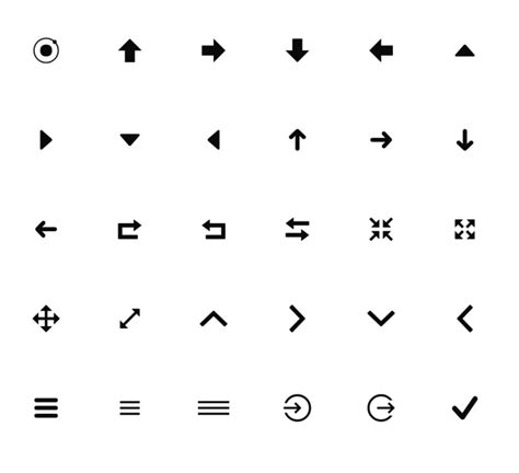 Ionic Framework - Ionicons als Icon-Font