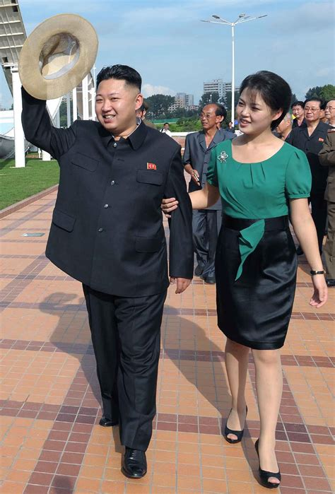 Is Kim Jong-un's wife driving a fashion revolution in the