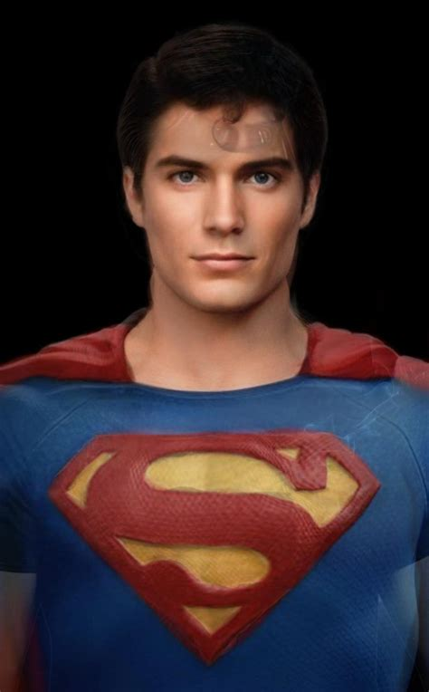 The Perfect Man Of Steel: Composite Of All Superman Actor