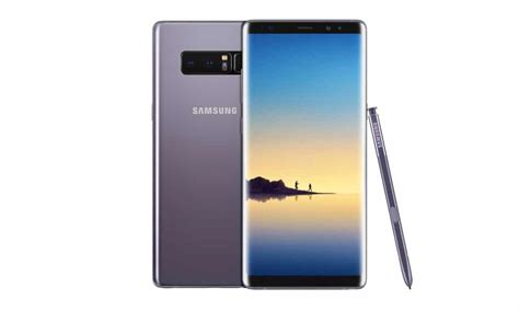 Does the Samsung Galaxy Note 8 Feature an IR Blaster?