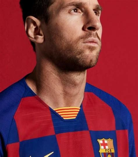 The Barcelona 2019-20 Jersey Is Radically Different, Ft