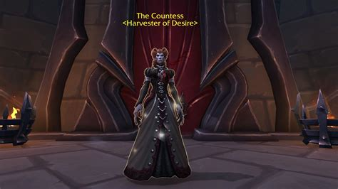 Venthyr Covenant Quest Preview - Early Chapters (Story