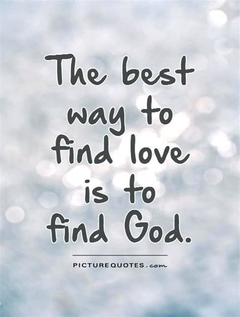 75+ Most Beautiful God Quotes And Sayings