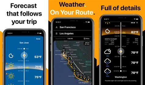App des Tages: Weather on the Way – iTopnews