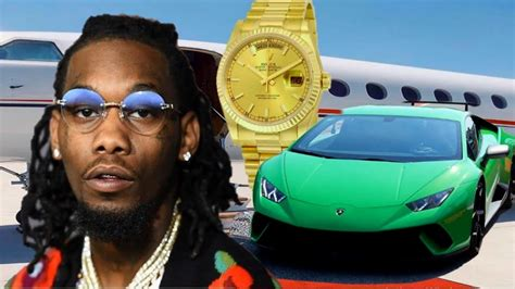 8 Most expensive things owned by Migos rapper offset - YouTube