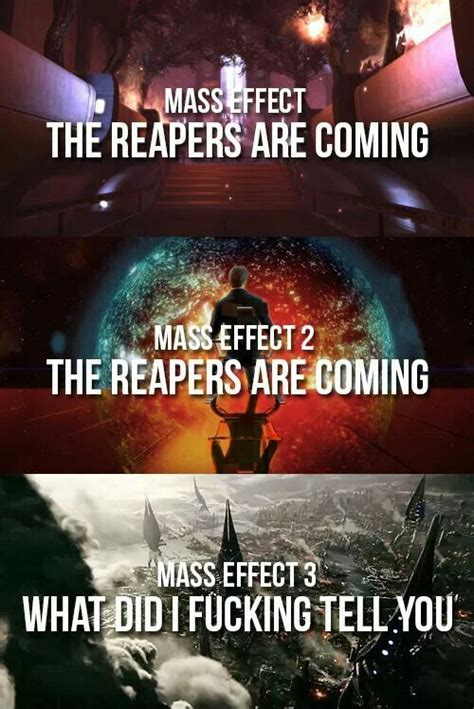 Mass Effect Reaper Quotes