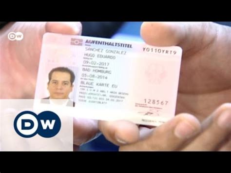 Immigration via Blue Card   Made in Germany - YouTube