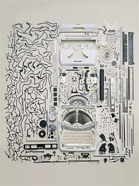 Todd McLellan: Deconstructed   Colossal