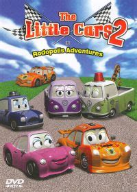 The Little Cars in the Great Race (2006) - | Synopsis