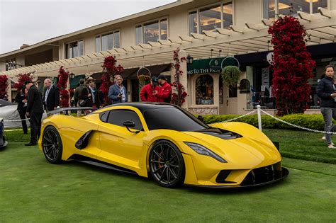 Hennessey Special Vehicles | Official Website of the Venom F5