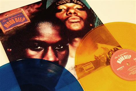 Mobb Deep's 'The Infamous' to Be Reissued on Colored Vinyl