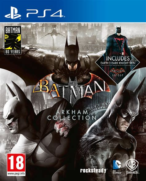 The Batman Arkham Collection Coming to Xbox One and PS4