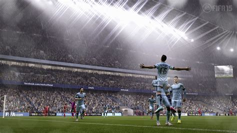 New FIFA 15 Details And Impressive Looking 1080p PS4/Xbox