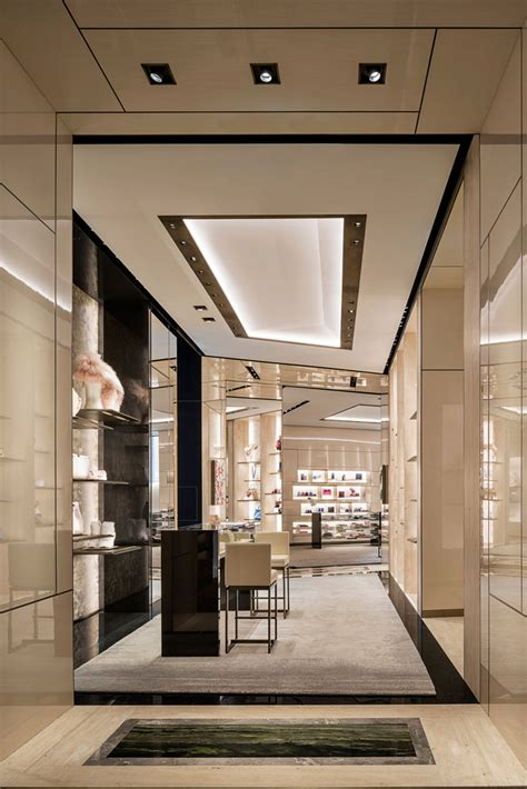 Fendi Flagship Store in Rome Restored by Curiosity