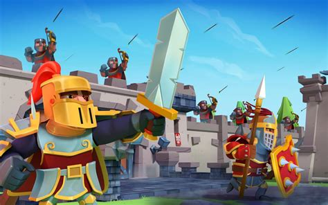 Game of Warriors Apk Mod Unlock All | Android Apk Mods