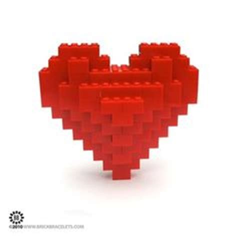 'ILY' Lego Blocks-my son loves this even though he's not