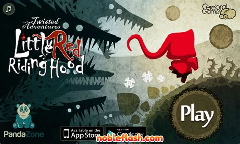 Best Games Ever - Little Red Riding Hood Game - Play Free
