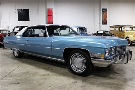 1972 Cadillac Coupe DeVille | My Classic Garage