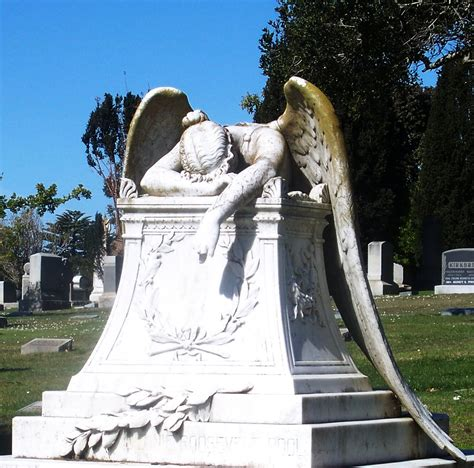 """Angel of Grief 