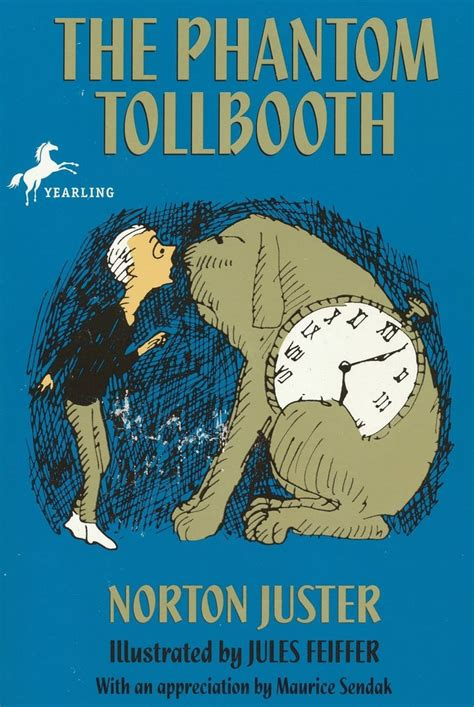 The Phantom Tollbooth | 20 Chapter Books to Read Aloud