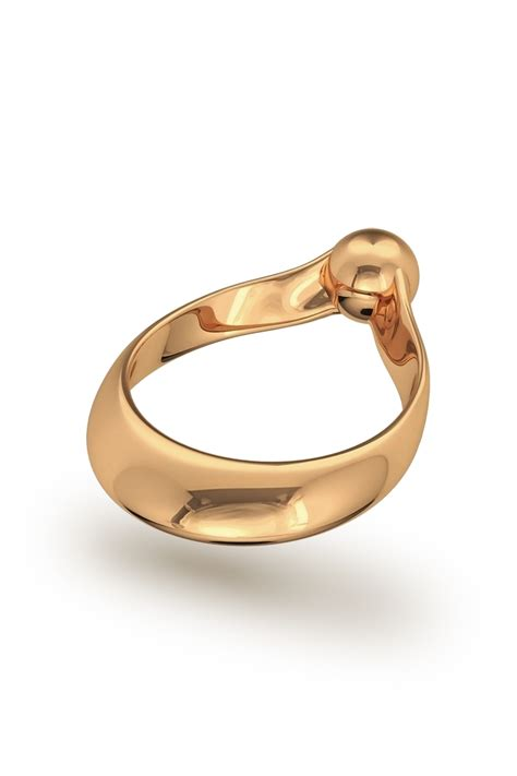 Adonis Ball Eichelring, Gold - FANCY RINGS