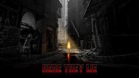 Here They Lie Game   PS4 - PlayStation