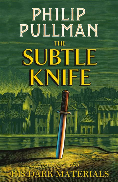 The Subtle Knife   His Dark Materials   FANDOM powered by
