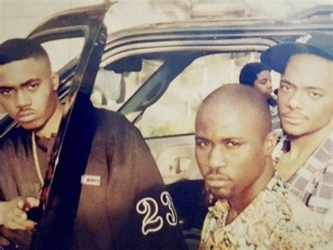 """Nas Shares Vintage Prodigy Pic: """"Me & The Infamous Mobb"""