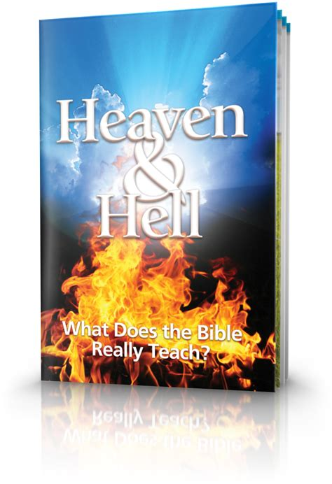Heaven and Hell: What Does the Bible Really Teach