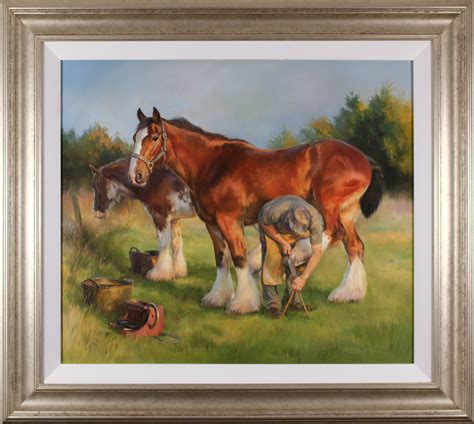 Jacqueline Stanhope, Original oil painting on canvas, The