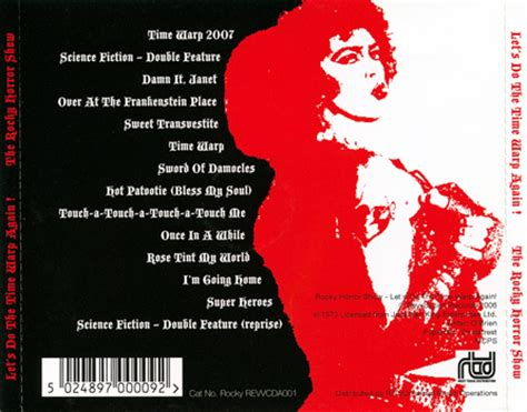 RockyMusic - The Rocky Horror Show (Let's Do The Time Warp