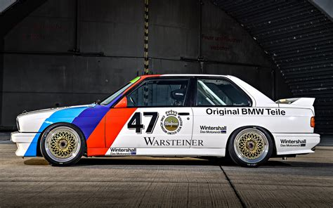 1987 BMW M3 DTM - Wallpapers and HD Images | Car Pixel
