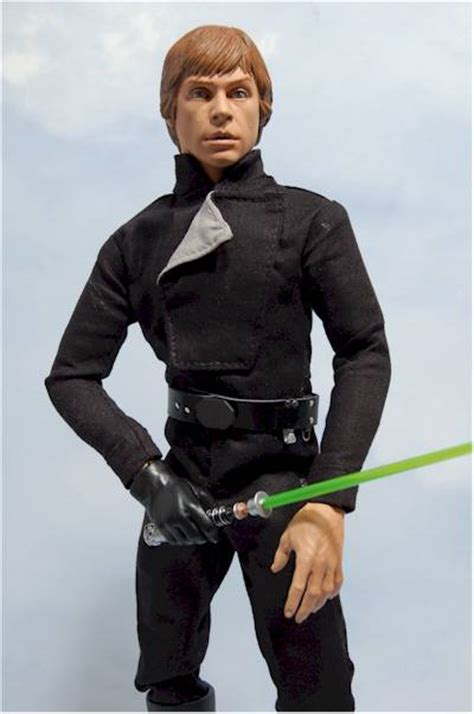 Jedi Luke Skywalker action figure - Another Toy Review by