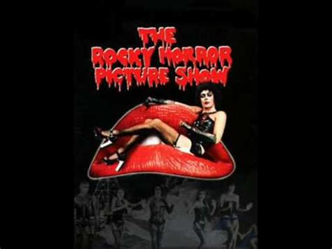 Rocky Horror Picture Show - Dammit, Janet - YouTube